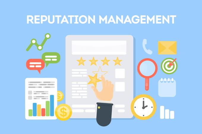 E-réputation management